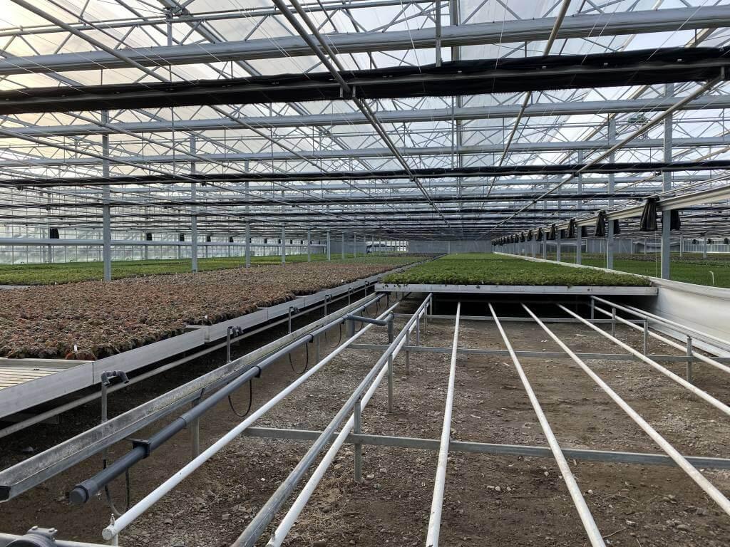 Konstrukce skleníků a foliovníků