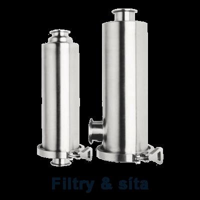 Filtry & Síta