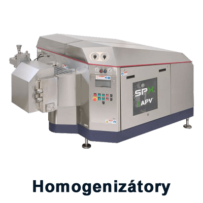 Homogenizátory