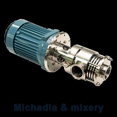 Michadla & Mixery